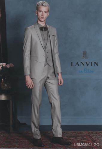 タキシード LANVIN BE 2015.6
