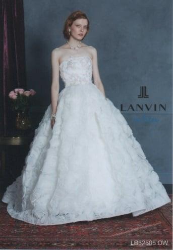 ドレス LANVIN 2015.6