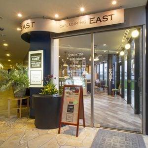 レストラン CAFE&DINING EAST
